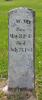 Lewis J. W. Lee - Headstone