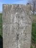 Zachariah Lee Jr. - Headstone - Lebanon Cemetery