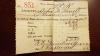 Tax Receipt - State/Local Taxes - John Henry Herrell 1893
